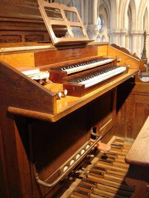 Mes orgues de travail Of159bis